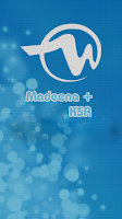 Screenshot of MadeenaplusKSA