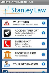 Stanley Law Auto Accident App - screenshot thumbnail