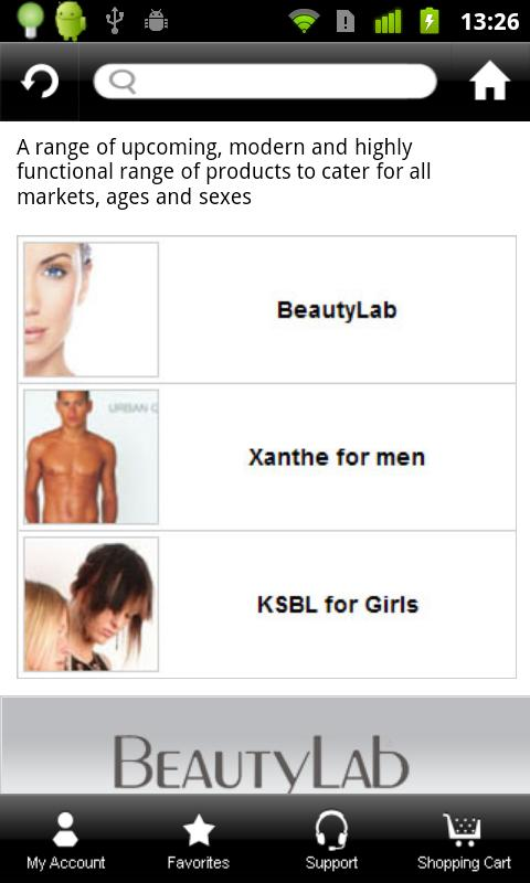 BeautyLab- screenshot
