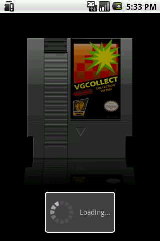 VGCollect Mobile- screenshot