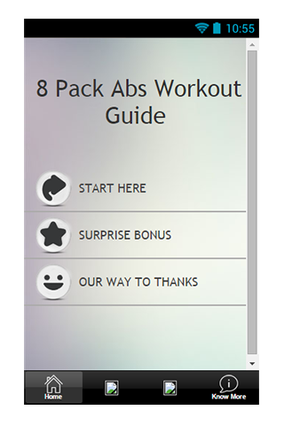 8 Pack Abs Workout Guide