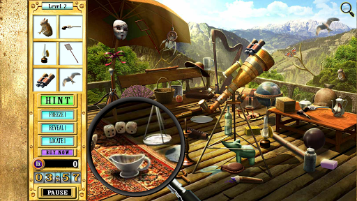 Mystery Hidden Object Game