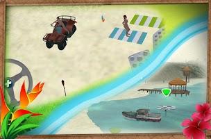 Screenshot of Beach Rescue Team Parking