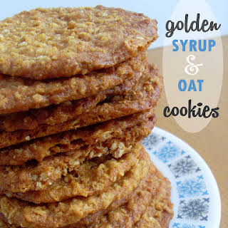Golden Syrup Cookies Recipes.