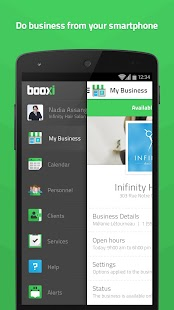 booxi for business- screenshot thumbnail