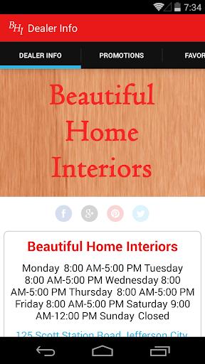 Beautiful Home Interiors