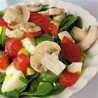 Fabulous Spinach Salad