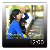 Photo Clock Widget