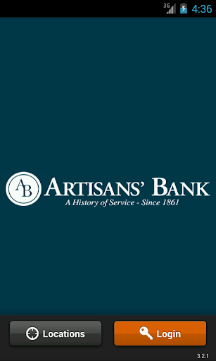 Artisans' Bank Mobile Banking