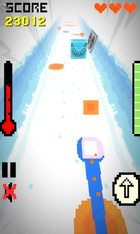 Ice Core Retro - screenshot