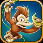 Banana Island –Monkey Kong Run icon