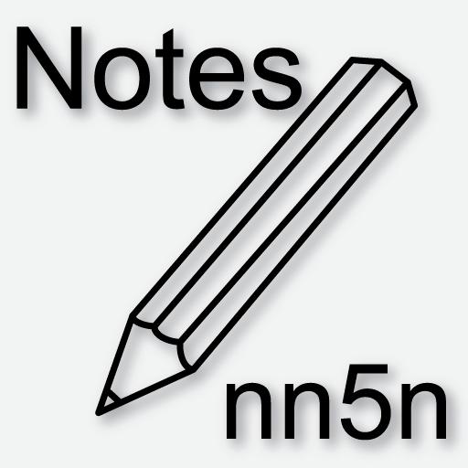 生产应用のノートnn5n LOGO-記事Game