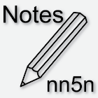 Notes nn5n icon