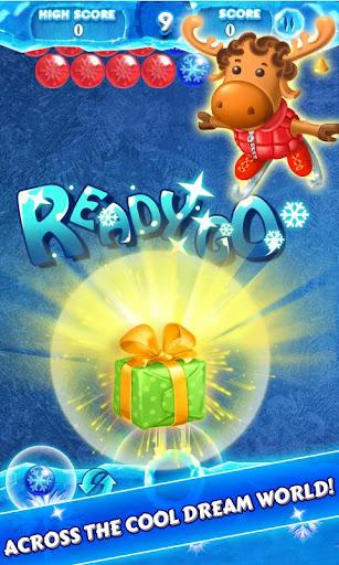 【免費休閒App】Ice Bubble Shooter-APP點子