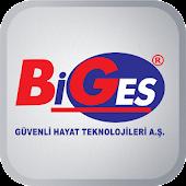 Biges: Güvenlik Kamera Alarm