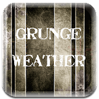 Grunge Weather UCCW Widget icon
