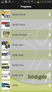 Bodyplex Cumming GA - screenshot thumbnail
