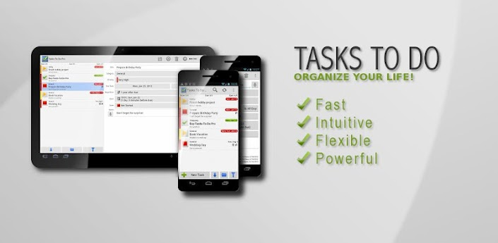 Tasks To Do Pro, To-Do List apk