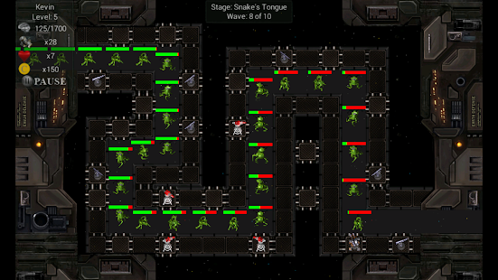Breached: Tap Defense screenshot