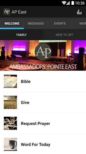 Ambassadors' Pointe East