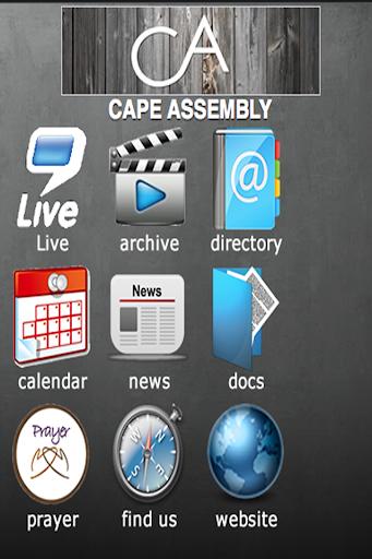 Cape Assembly