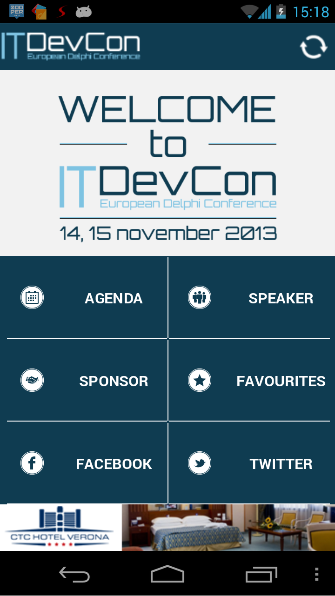 ITDevCon 2013 - screenshot