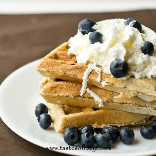 Hearty Whole Grain Waffles