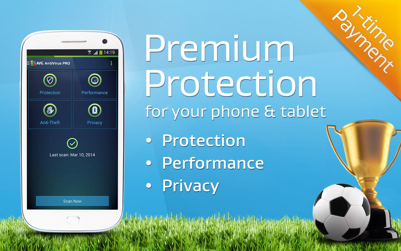 AntiVirus PRO Mobile Security - screenshot