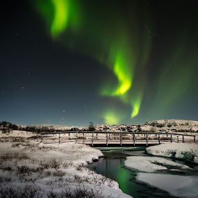 Rivers by Kaspars Dzenis - Uncategorized All Uncategorized ( iceland, winter, nature, aurora, northern lights, landscape, renewal, green, trees, forests, natural, scenic, relaxing, meditation, the mood factory, mood, emotions, jade, revive, inspirational, earthly )