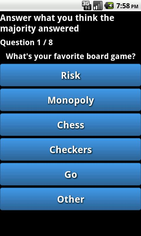 Majority Feud - Social Trivia! - screenshot
