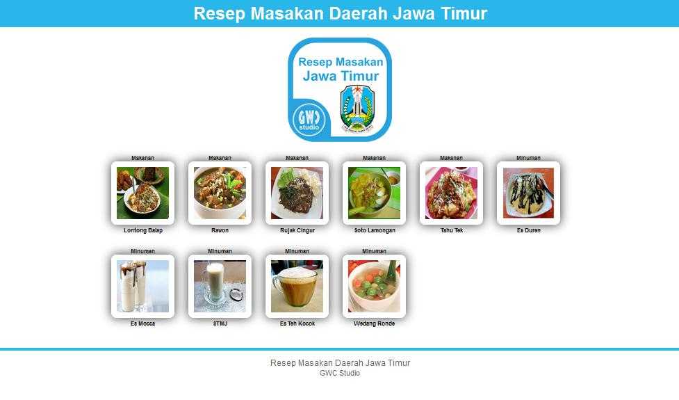 Image Result For Resep Masakan Jawa Beserta Gambar