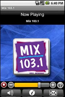 Mix 103.1- screenshot thumbnail