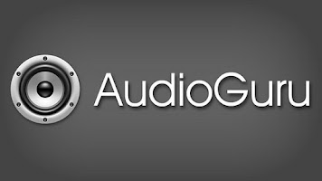 Screenshot of AudioGuru | Audio Manager