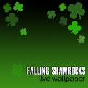 Live Wallpaper Shamrocks icon