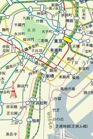 河馬地鐵圖