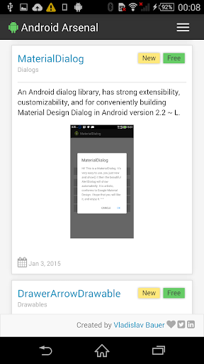 Android Arsenal