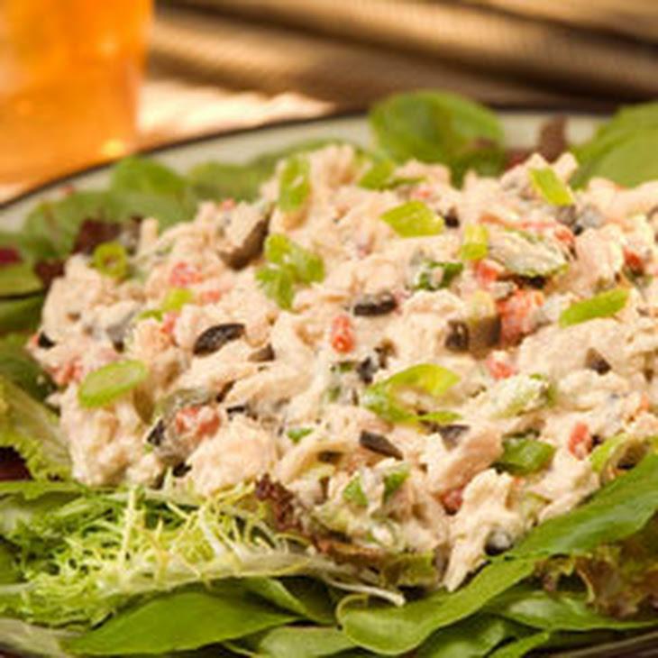 Mediterranean Tuna Recipe