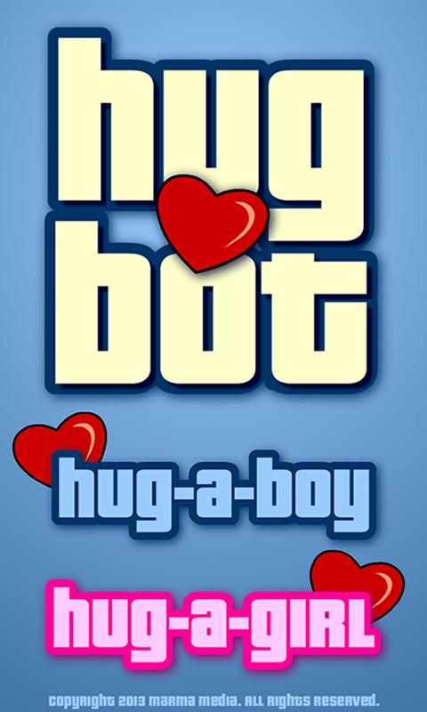 HugBot- screenshot