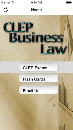 CLEP Business Law Buddy