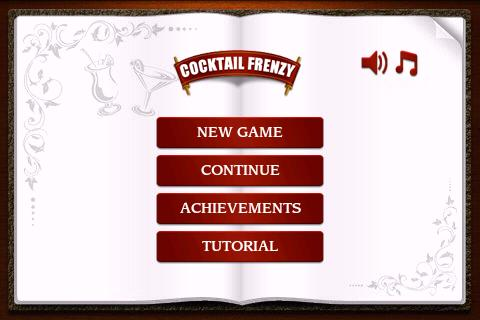 Cocktail Frenzy - screenshot