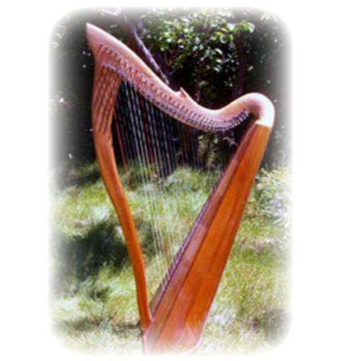 Christian Harp Music