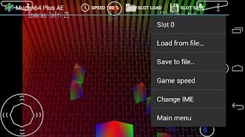 Screenshot of Mupen64+AE FREE (N64 Emulator)