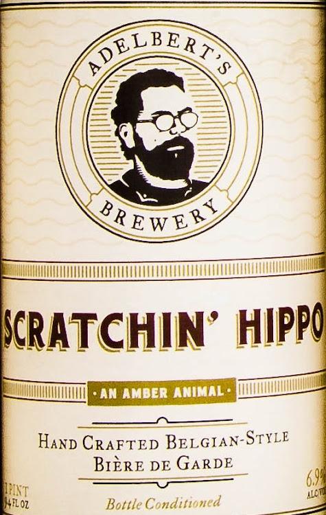 Logo of Adelbert's Scratchin' Hippo