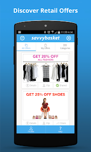 Savvy Basket- screenshot thumbnail