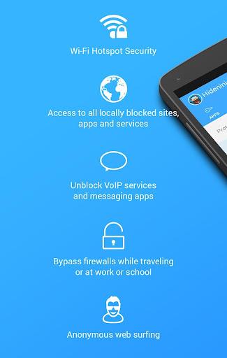 Screenshots #9. VPN Hideninja Best Free VPN / Android