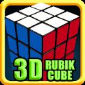 3D RUBIK CUBE icon