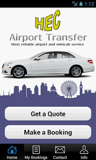HEC Airport Transfer