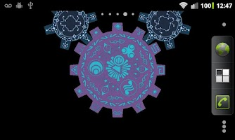 Screenshot of Gate of Time Live Wallpaper
