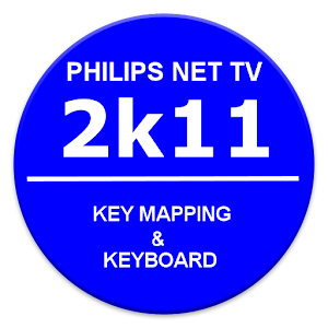 Philips 2k11 TV Key Map download