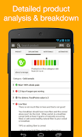 Screenshot of Lose Weight with Fooducate